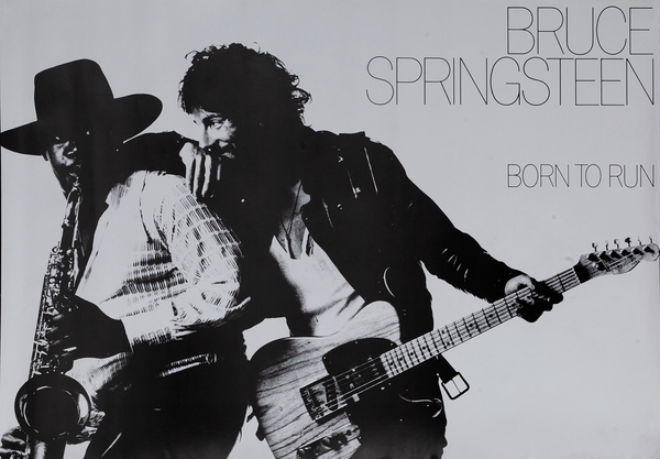 Born to Run, Bruce Springsteen Poster
