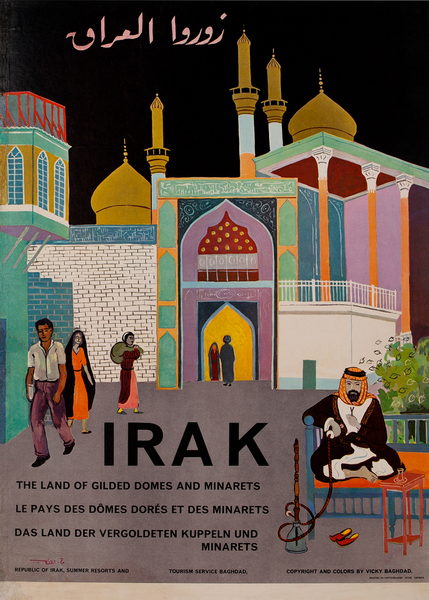 Irak, The Land of Gilded Domes and Minarets