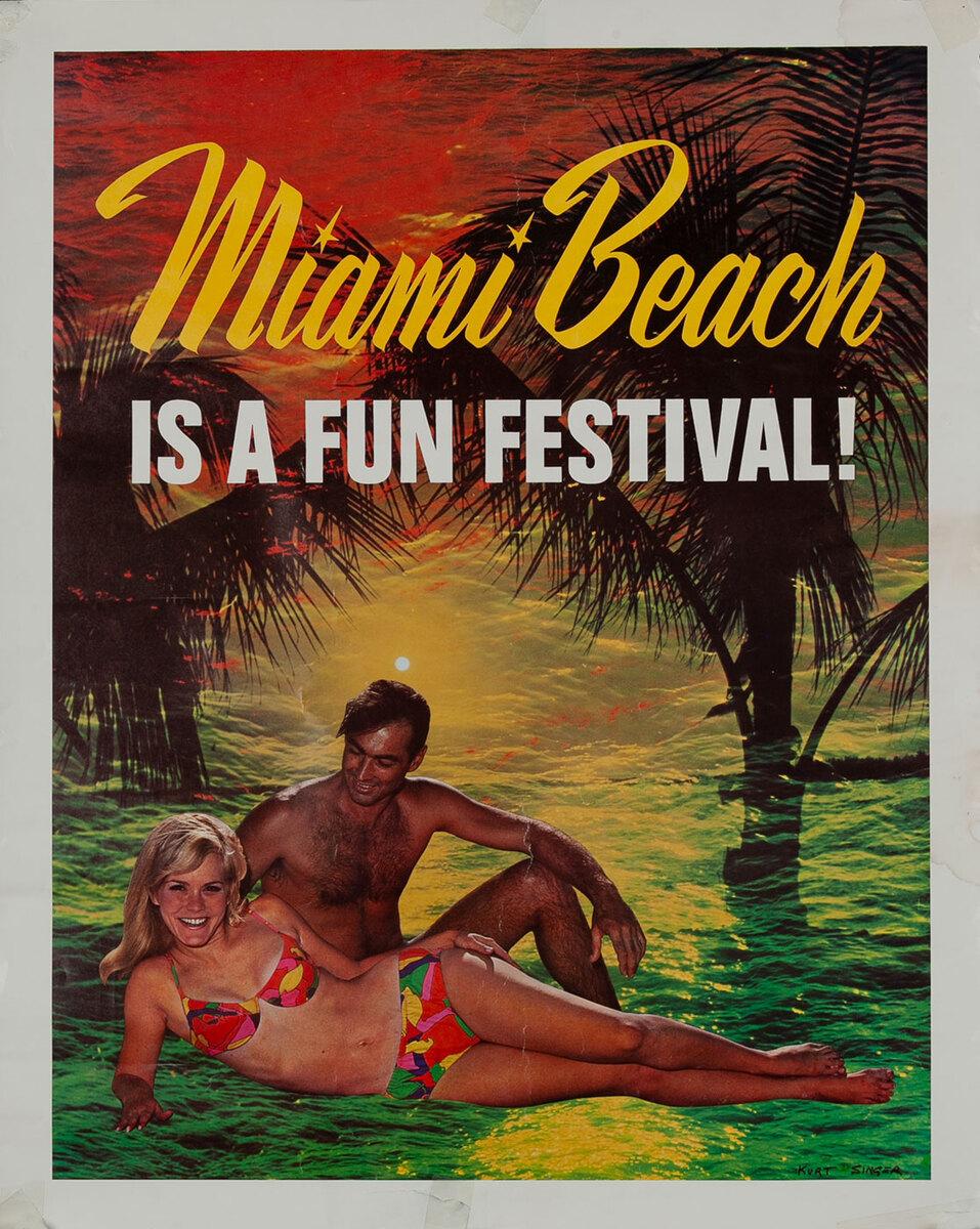 Miami Beach is a Fun Festival
