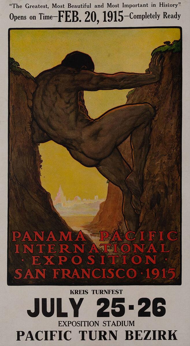 Panama Pacific International Exposition San Francisco 1915