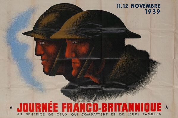 Journee Franco-Britannique - Novembre 1939
