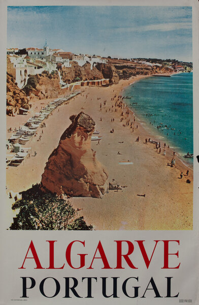Algarve Portugal Beach Photo