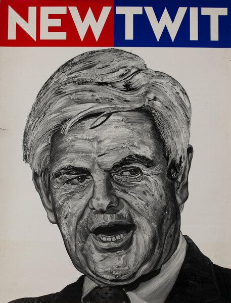 Newtwit Newt Gingrich