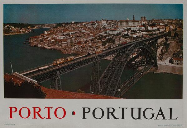 Porto Portugal Bridge Photo