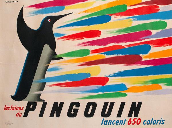 Les Laines du Pingouin lancent 650 coloris