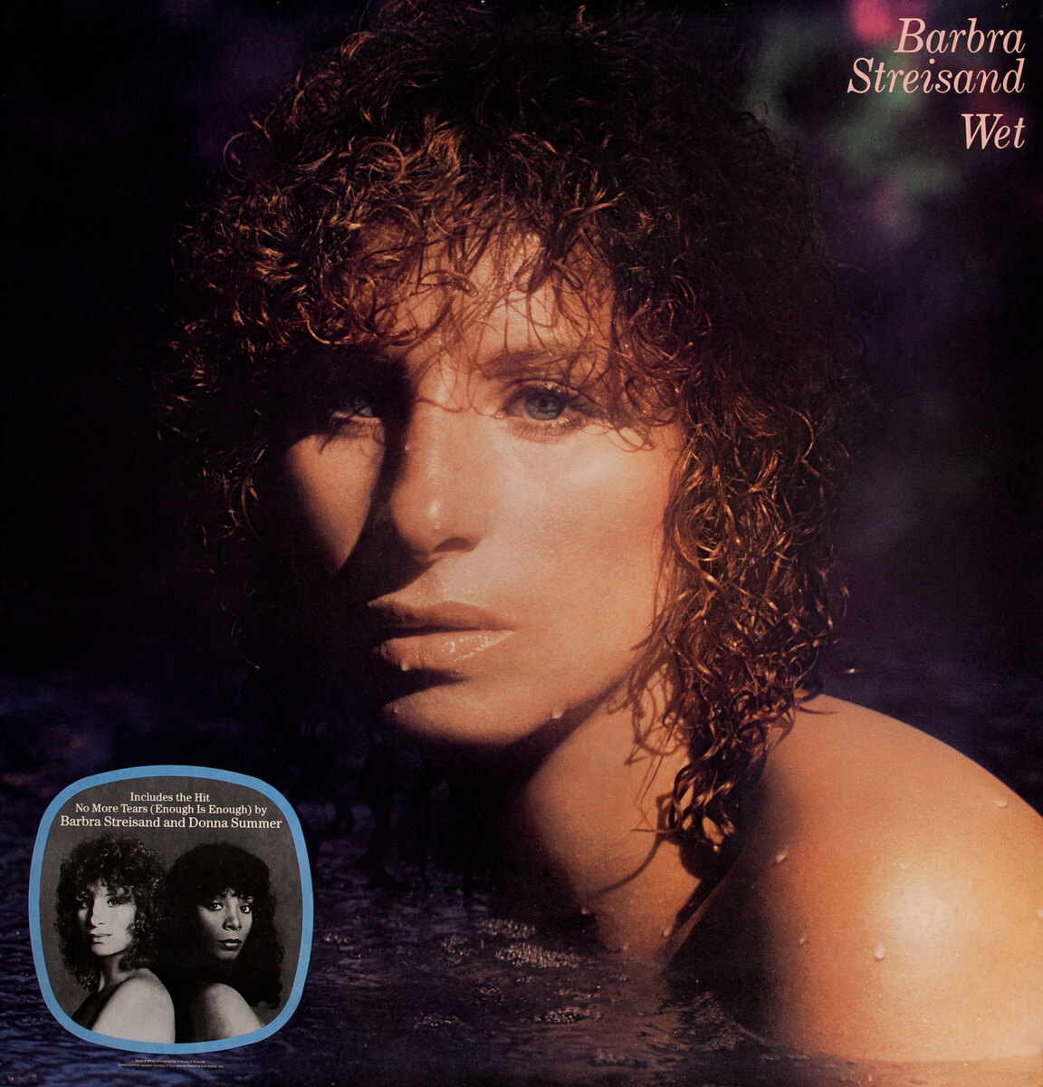 Barbra Streisand Wet