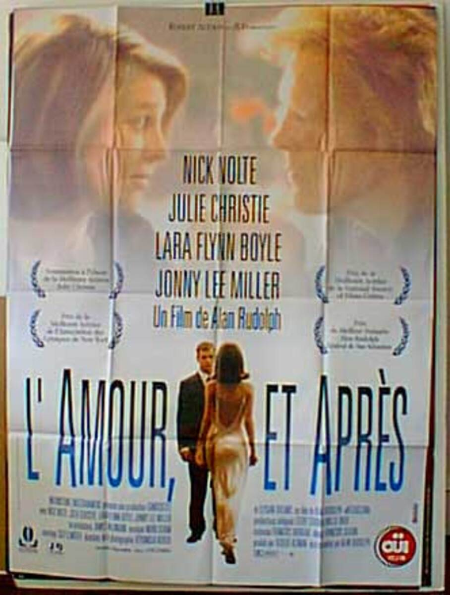 Afterglow Original French Movie Poster