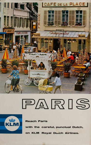 KLM Holland Paris Photo