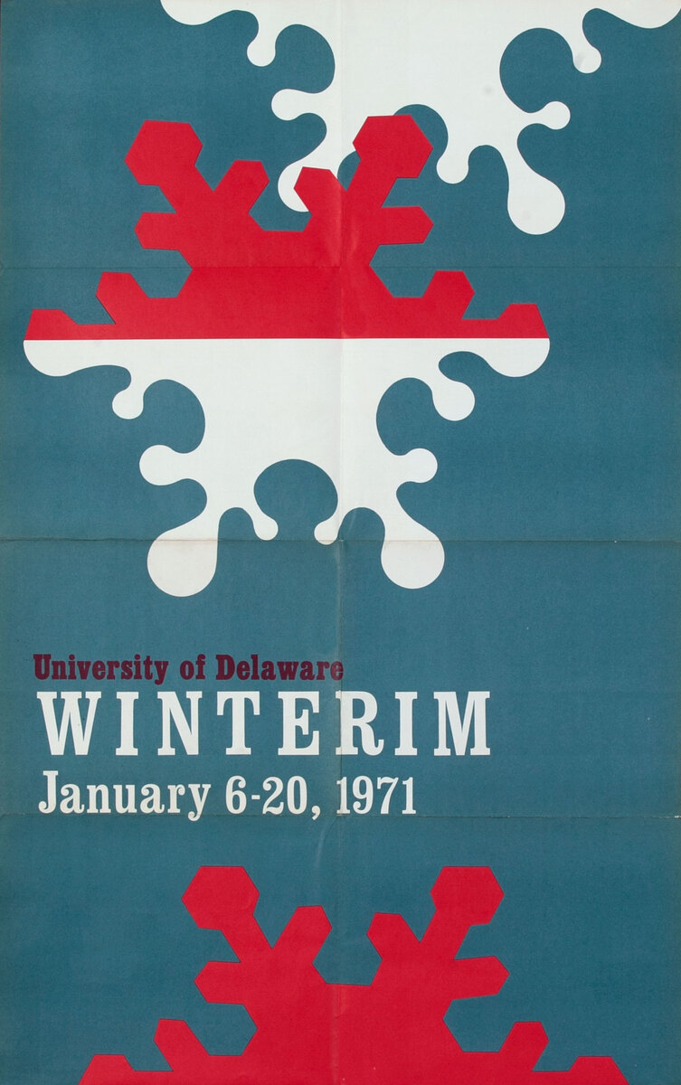 University of Delaware Winterim Poster