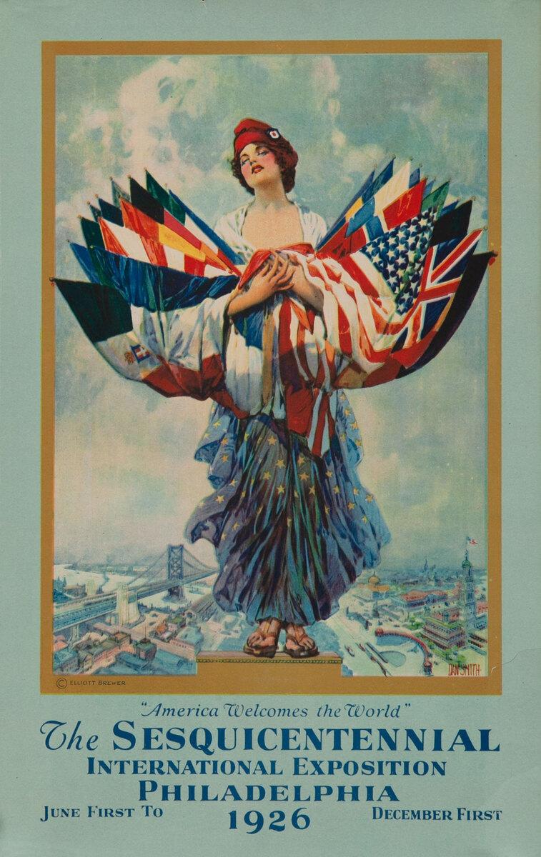 The Sesquicentennial International Exposition Philadelphia 1926