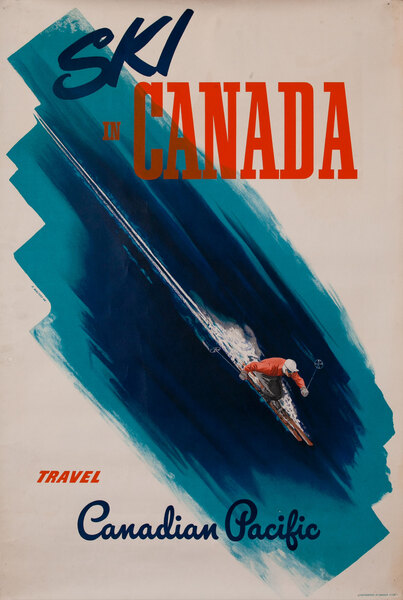 Ski in Canada Travel Canadian Pacific