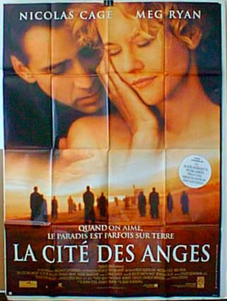 City of Angels Original French Movie Poster