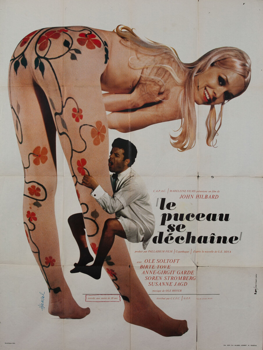 The virgin goes wild - Le Puceau se Déchaîne