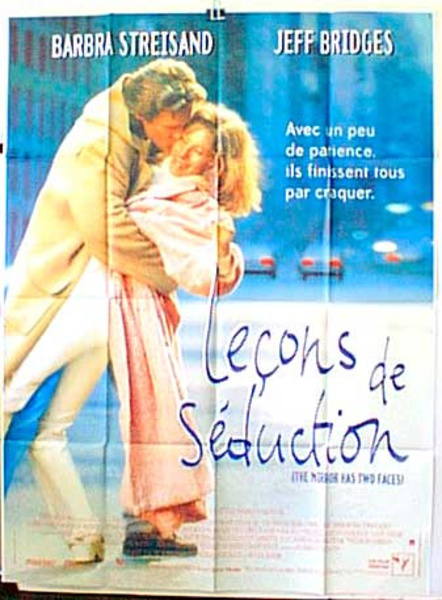 The Mirror Has Two Faces Original French Movie Poster