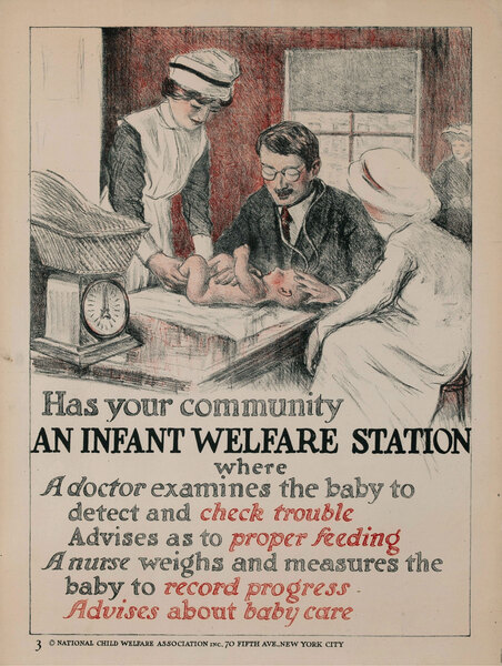 Has your comunity An Infant Welfare Station