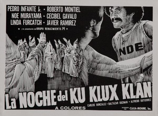 La noche del Ku Klux Klan