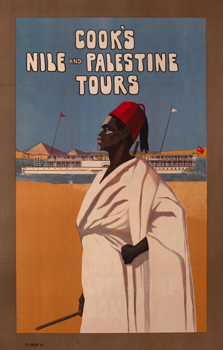 Cook's Nile and Palestine Tours