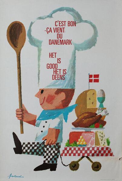 C'Est Bon, Ca Vient Du Danemark - It's Good, It's From Denmark