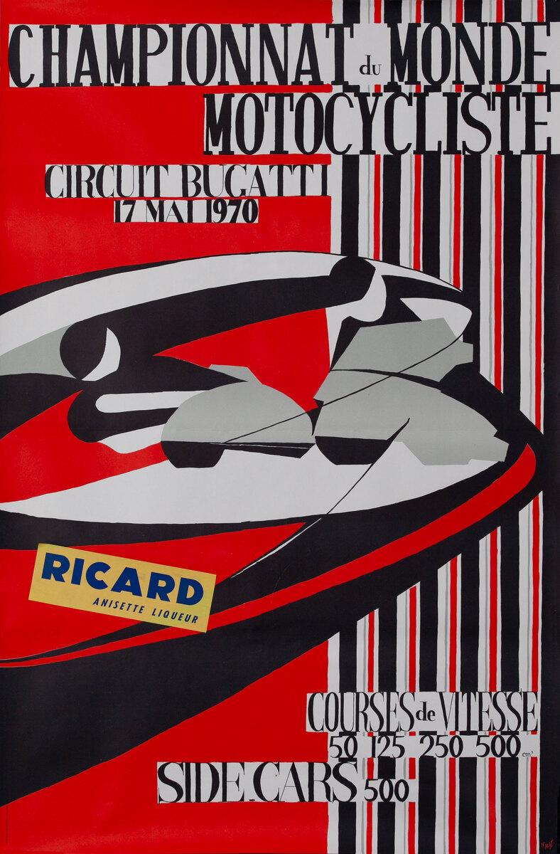 Championnat de Monde Motocycliste Circuit Bugatti