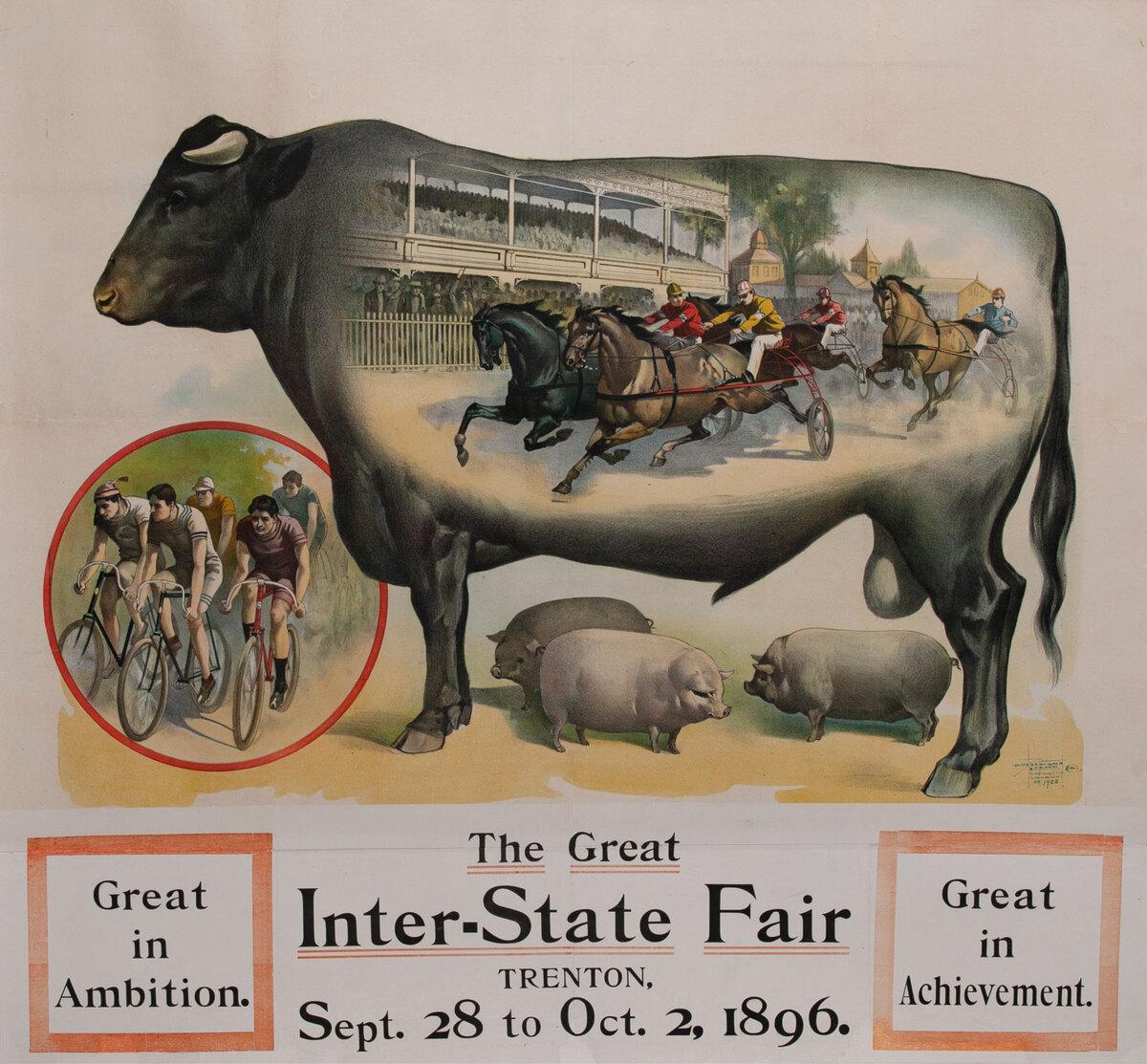 The Great Inter-State Fair Trenton