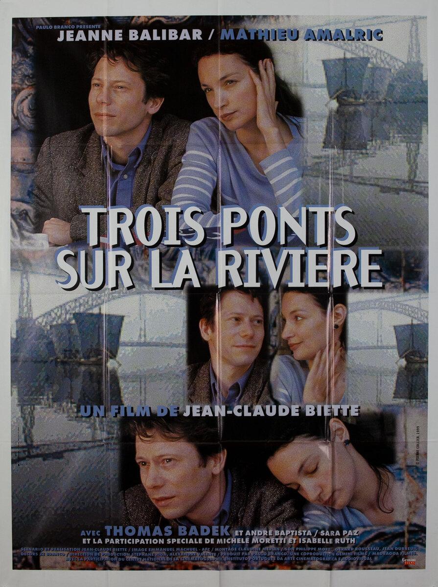 Trois Ponts sur la Rivière