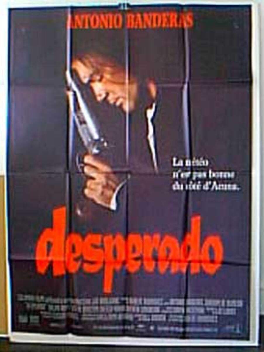 Desperados Original French Western Movie