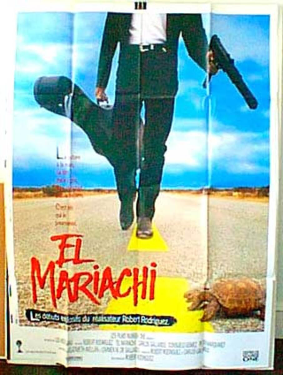 El Mariachi Original French Western Movie