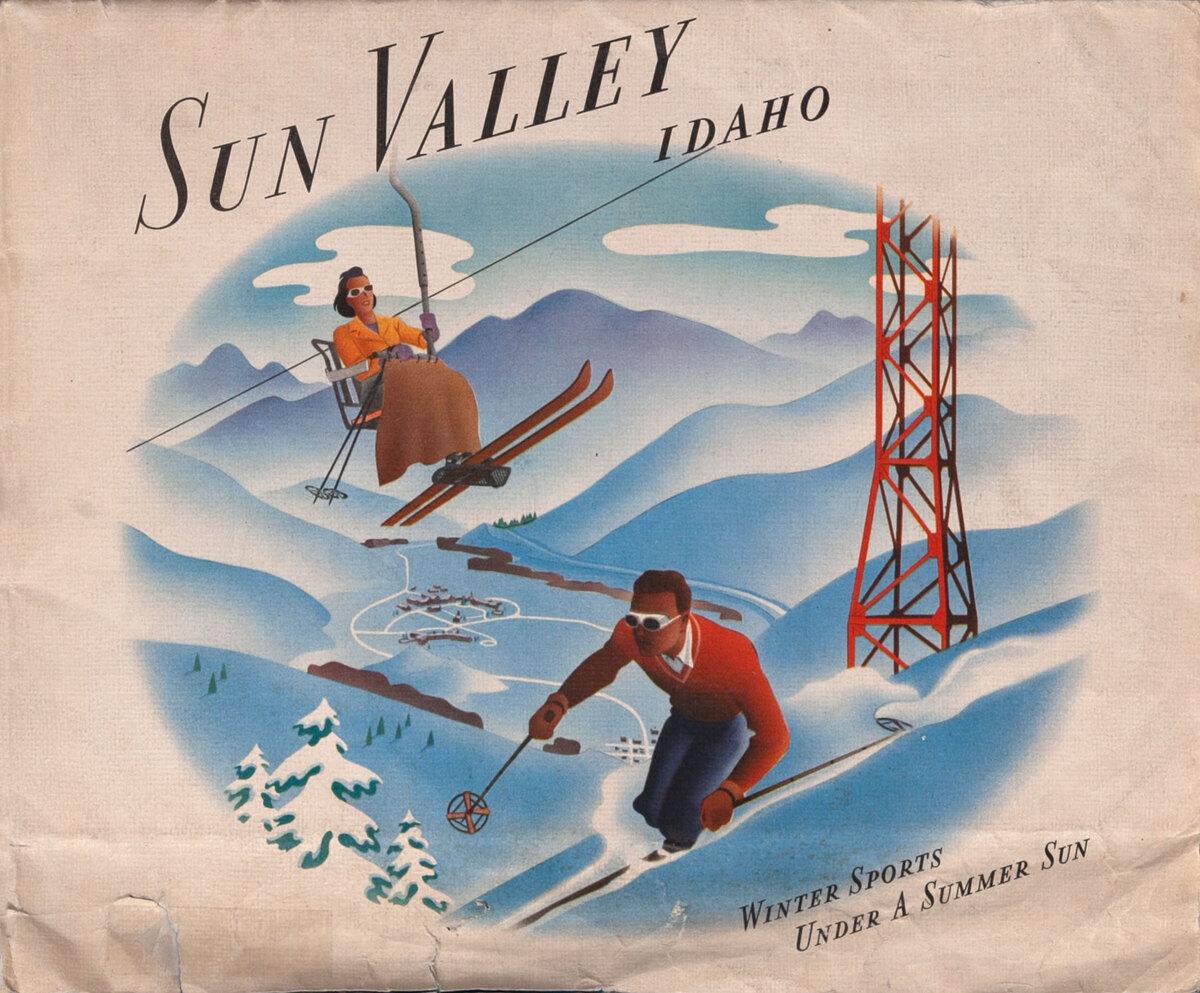 Sun Valley Idaho, Winter Sports Under a Summer Sun