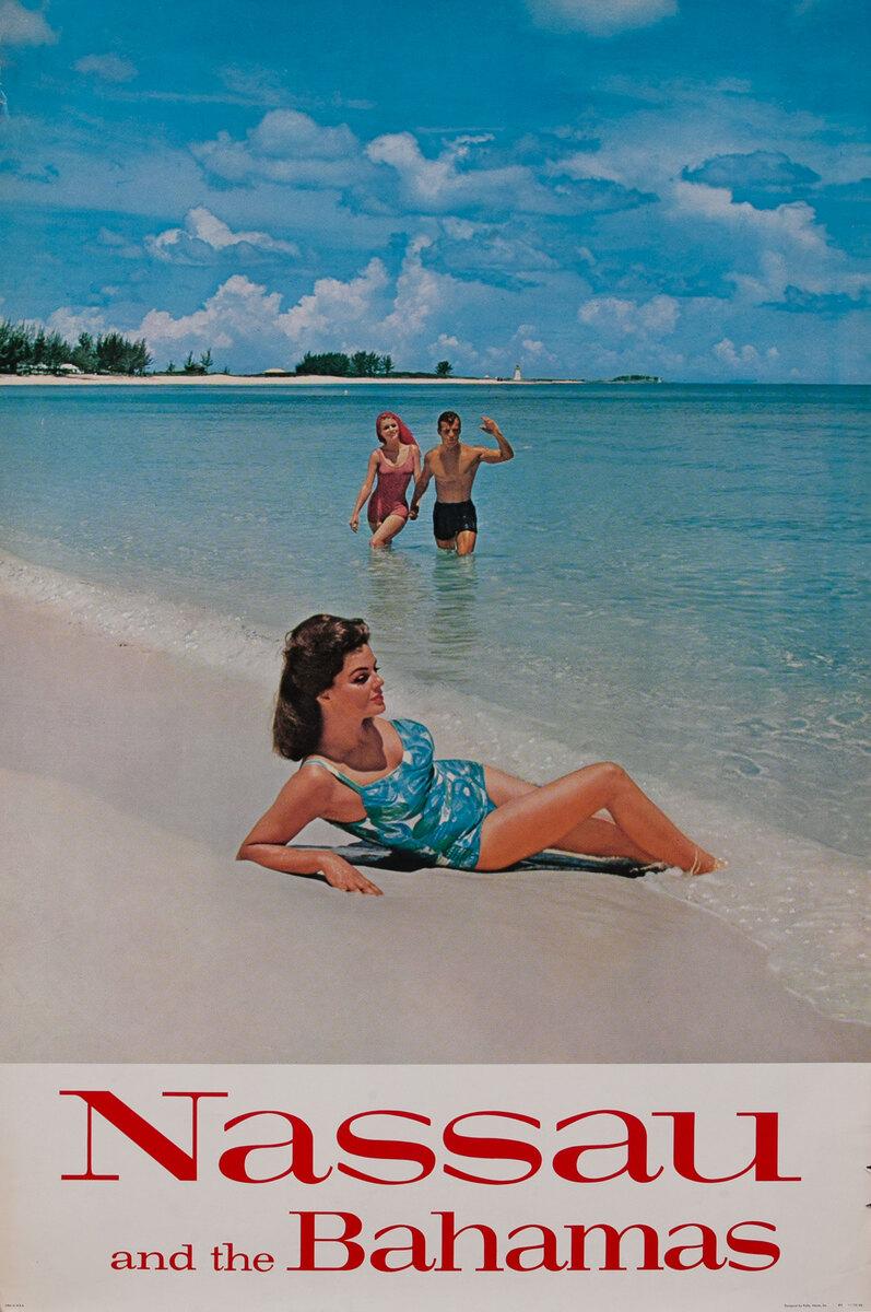 Nassua and the Bahamas beach trio