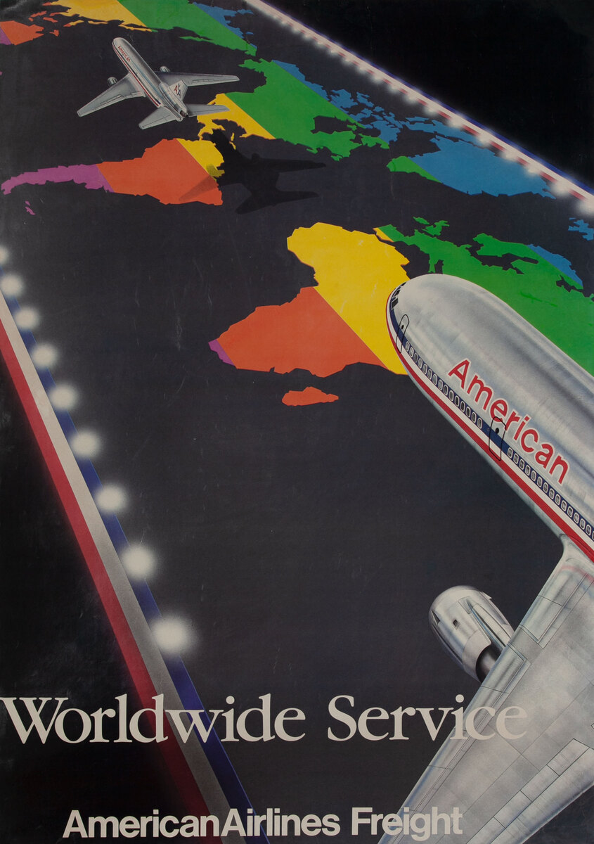 American Airlines Freight Worldwide Service