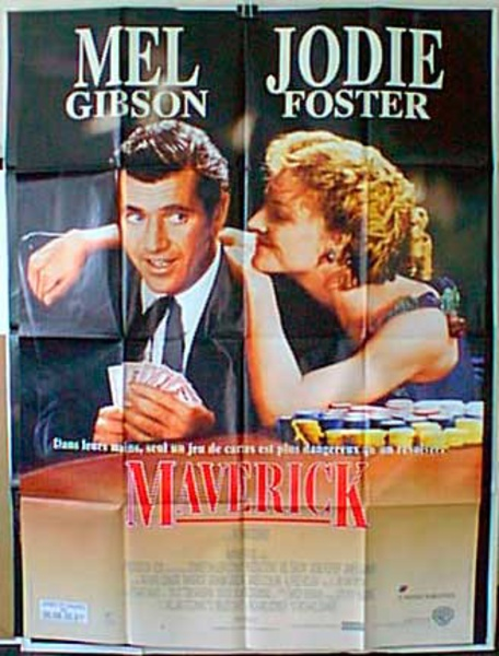 Maverick Original French Western Movie