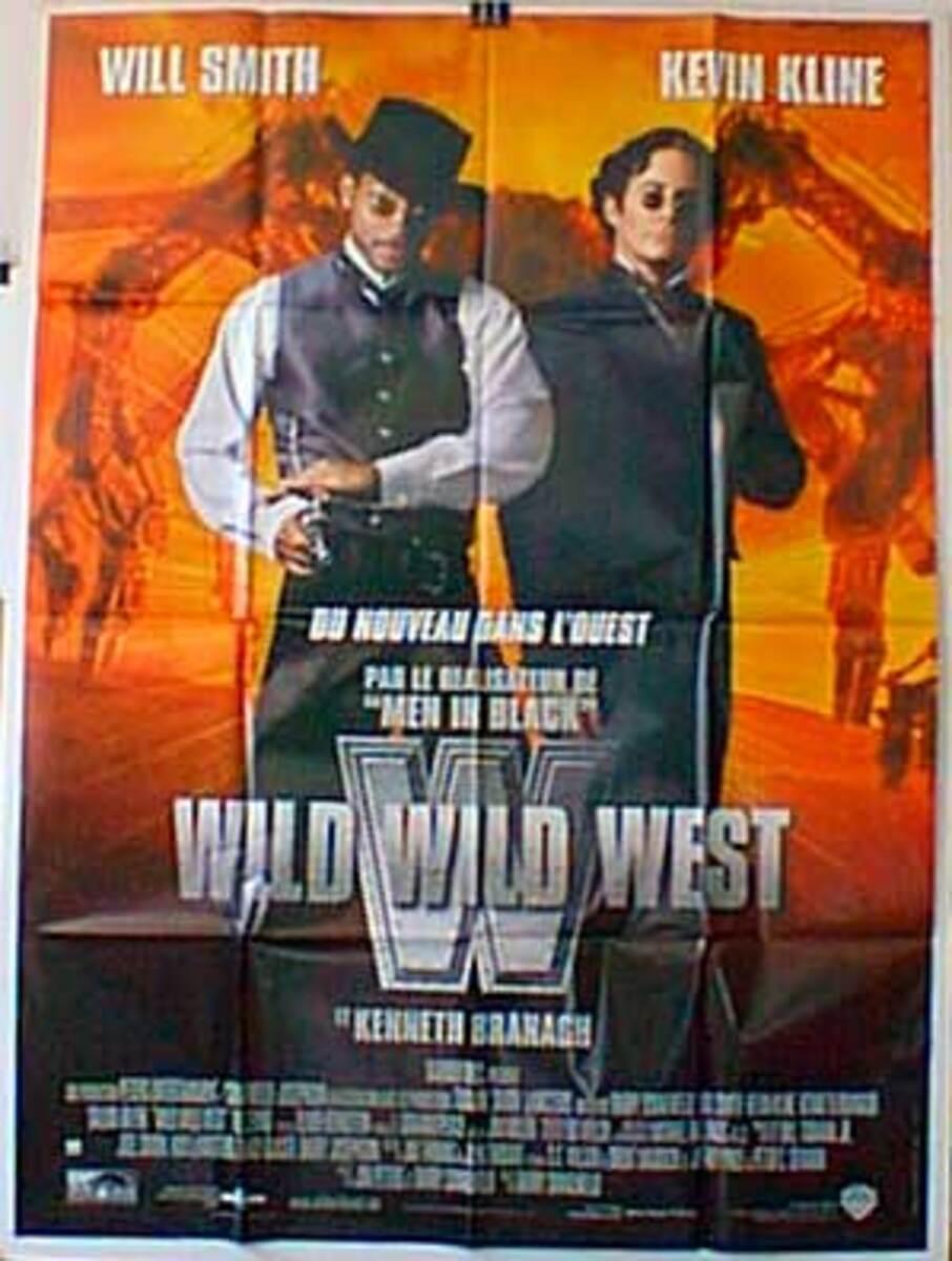 Wild Wild West Original French Western Movie