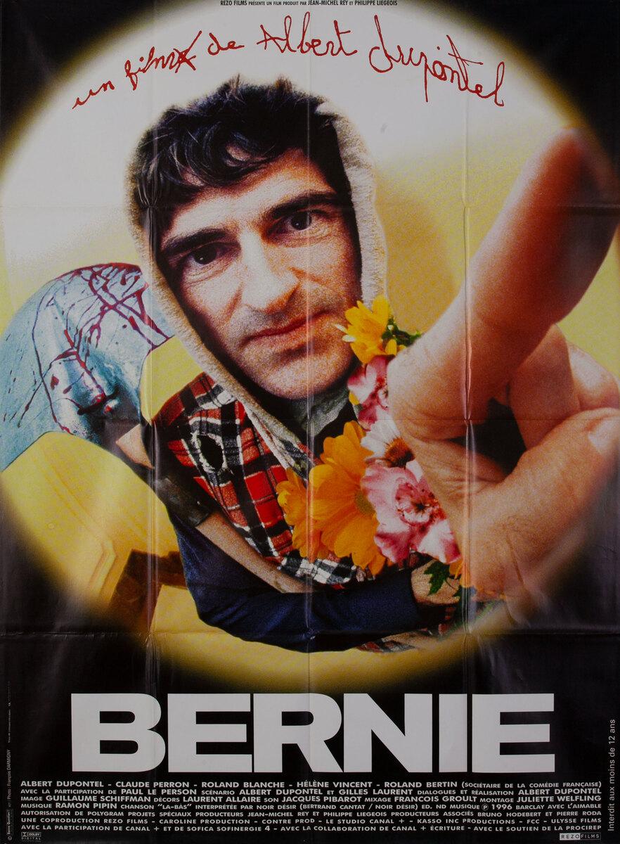 Bernie French Movie Poster