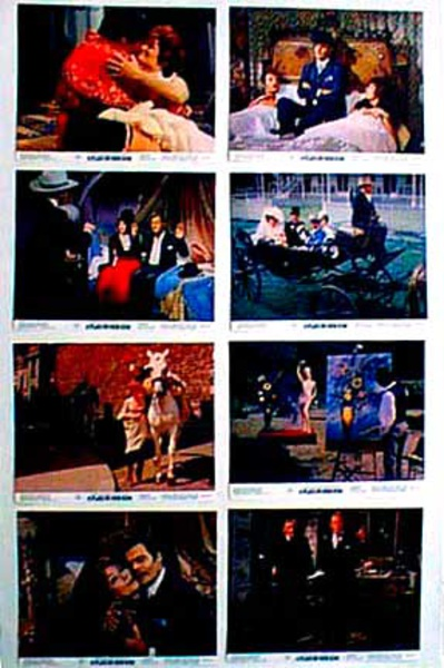 Original 8 x 10  Movie Lobby Card Set A Flea in Her Ear