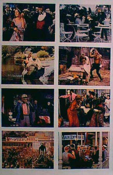 Original 8 x 10  Movie Lobby Card Set The Great White Hope