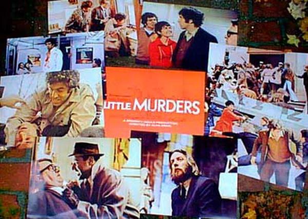 Original 11 x 14 Movie Lobby Card Set Little Murders