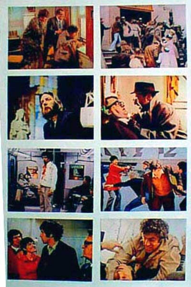 Original 8 x 10  Movie Lobby Card Set Little Murders