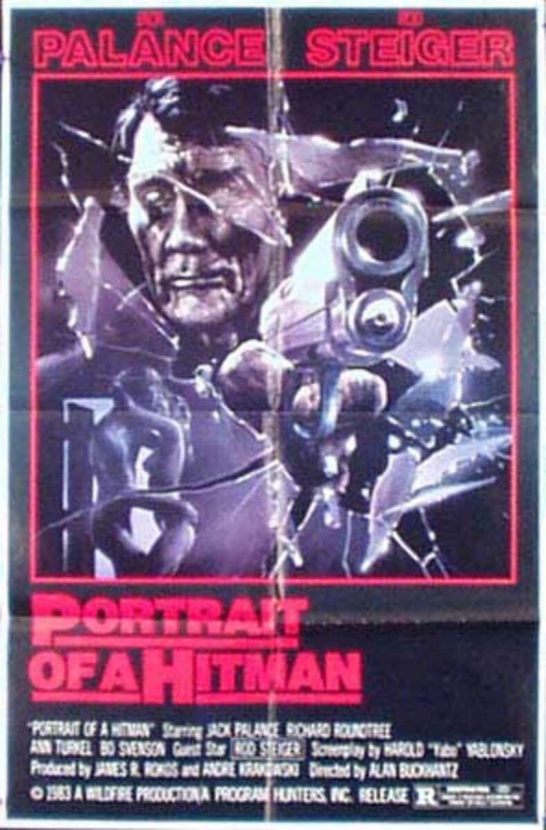 Portrait of a Hitman Original Vintage Movie Poster