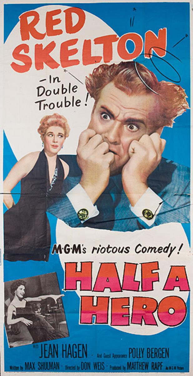 Half a Hero American Movie Poster