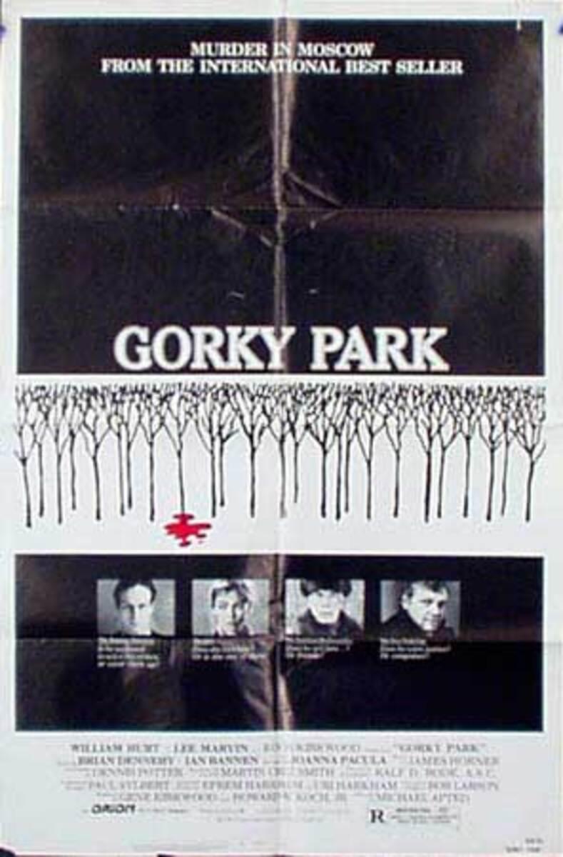 Gorky Park Original Vintage Movie Poster