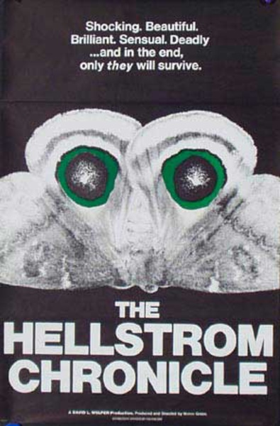 Hellstrom Chronicles Original Vintage Movie Poster