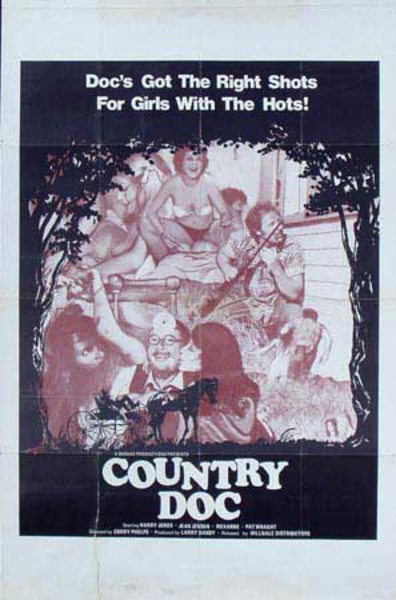 Country Doc Original X Rated Movie Poster