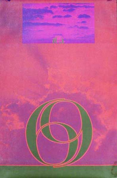 69 Original Vintage 1960s Psychedelic Poster