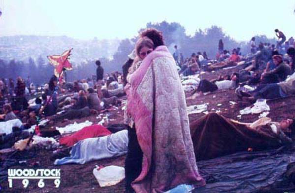 Woodstock 1969 Original Poster