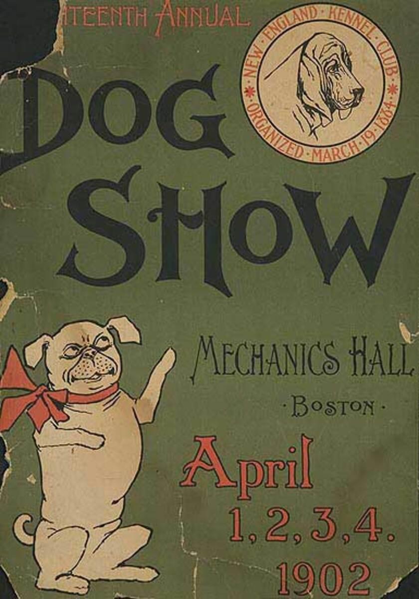 18th Annual New England Kennel Club Dog Show