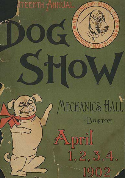 18th Annual New England Kennel Club Dog Show