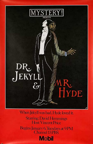 Mystery Presents Dr. Jekyll and Mr. Hyde Mobil Mystery TV Poster