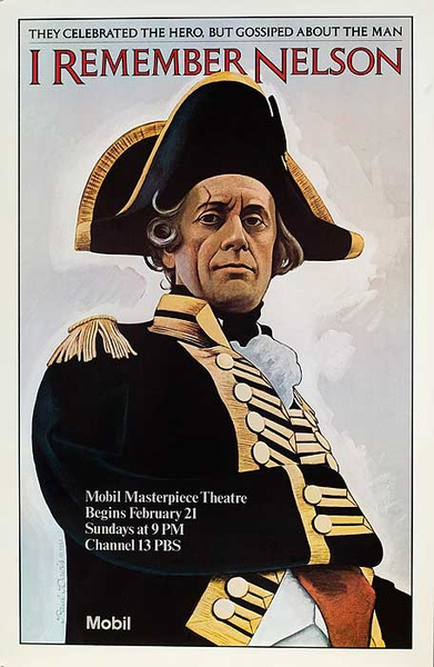 I Remember Nelson Mobil Masterpieces TV Poster