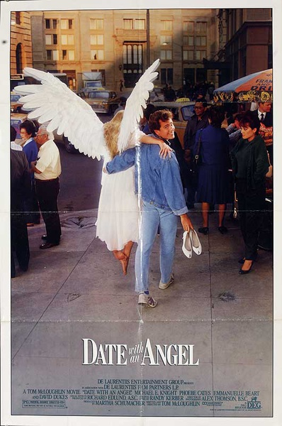 Date with an Angel Original American One Sheet Movie Poster