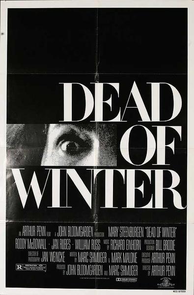 Dead of Winter Original American One Sheet Movie Poster